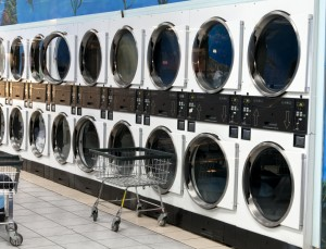 Commercial Stack Washer/Dryers