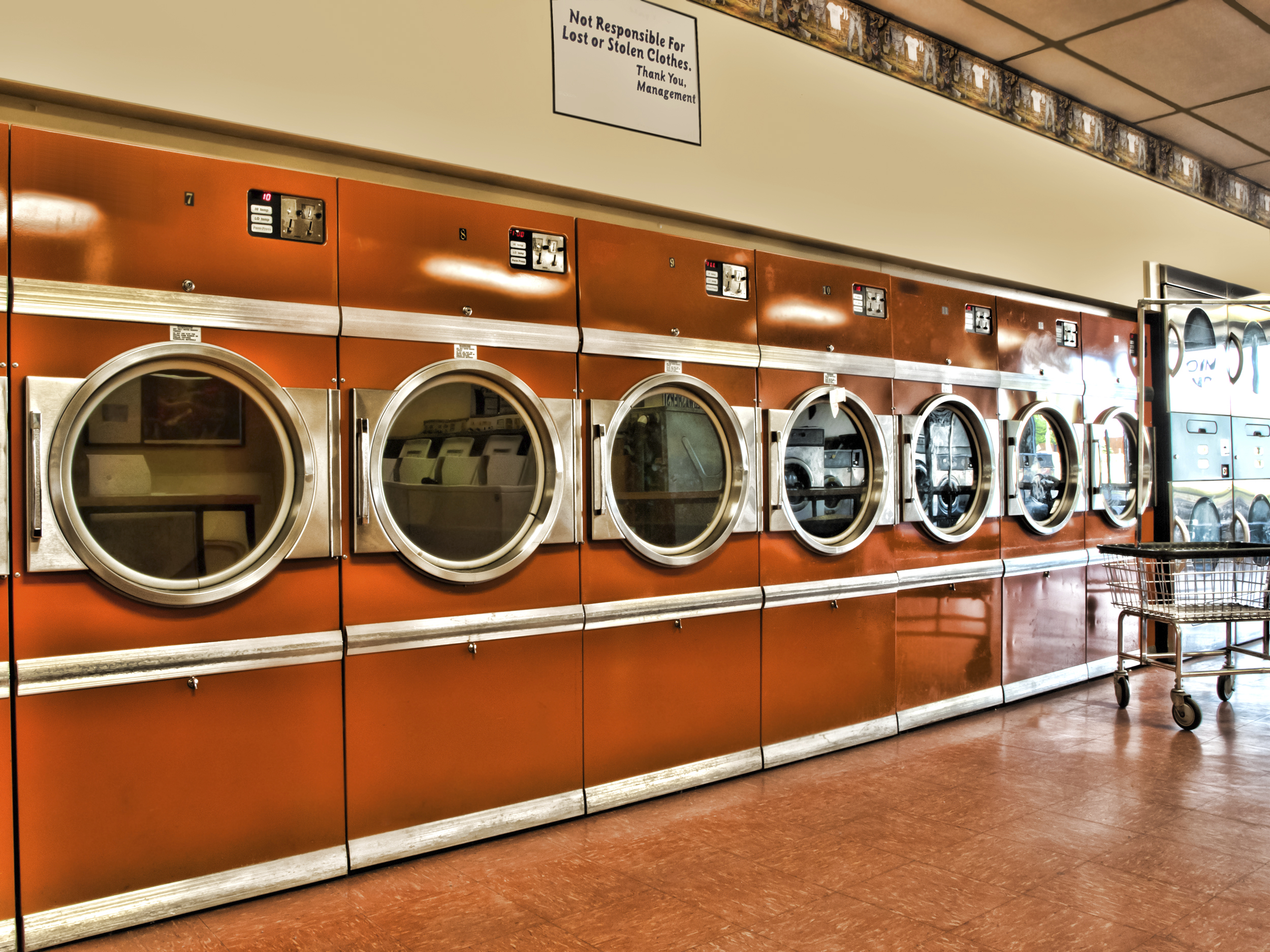 Managing Your Coin Op Laundry Room