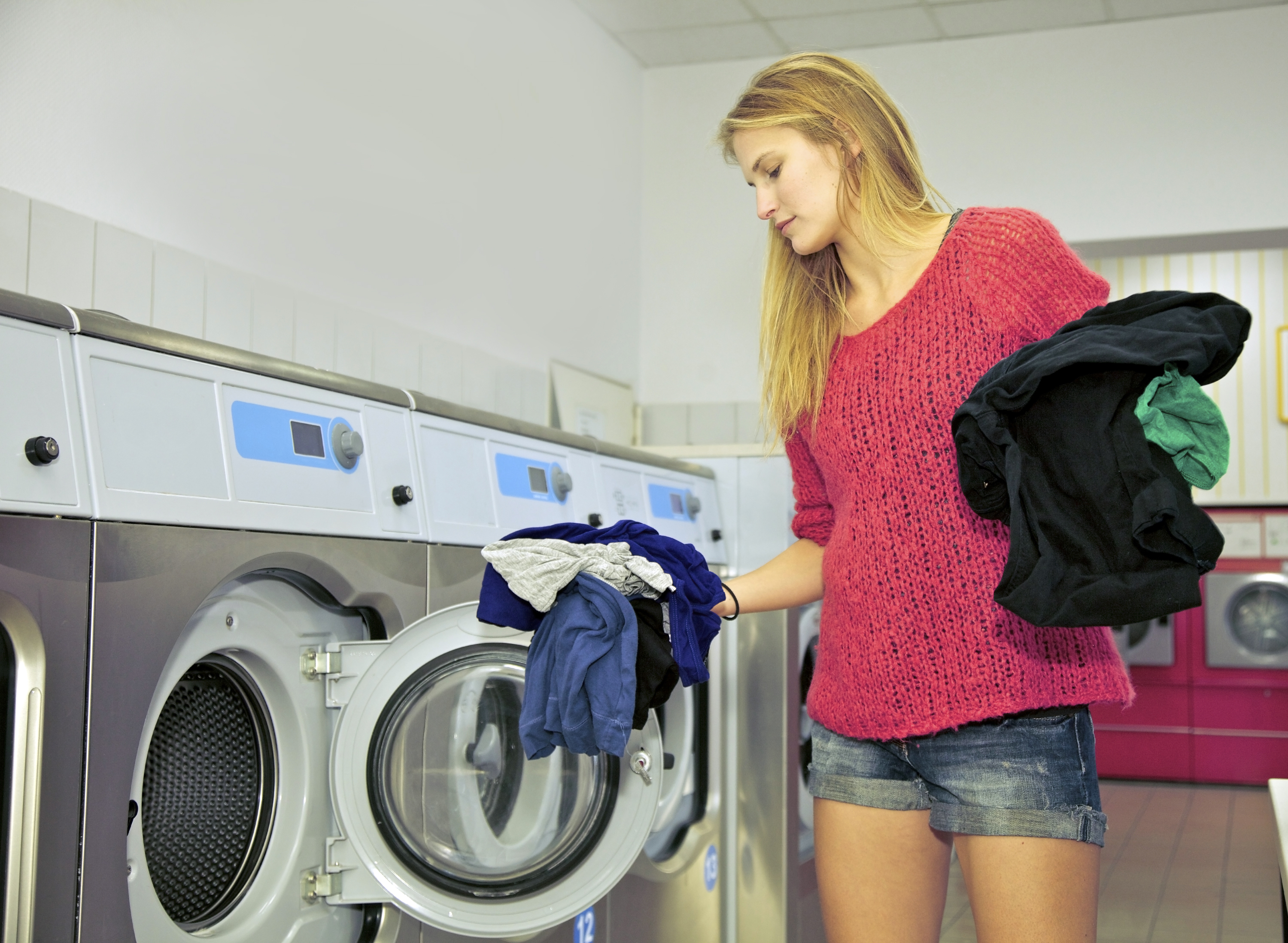 Best Card Operated Washer And Dryer Commercial Machines