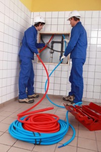 Commercial Laundry Equipment Installation