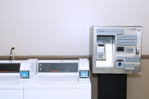 Card Operated Laundry Machines