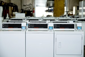 Card Operated Washers
