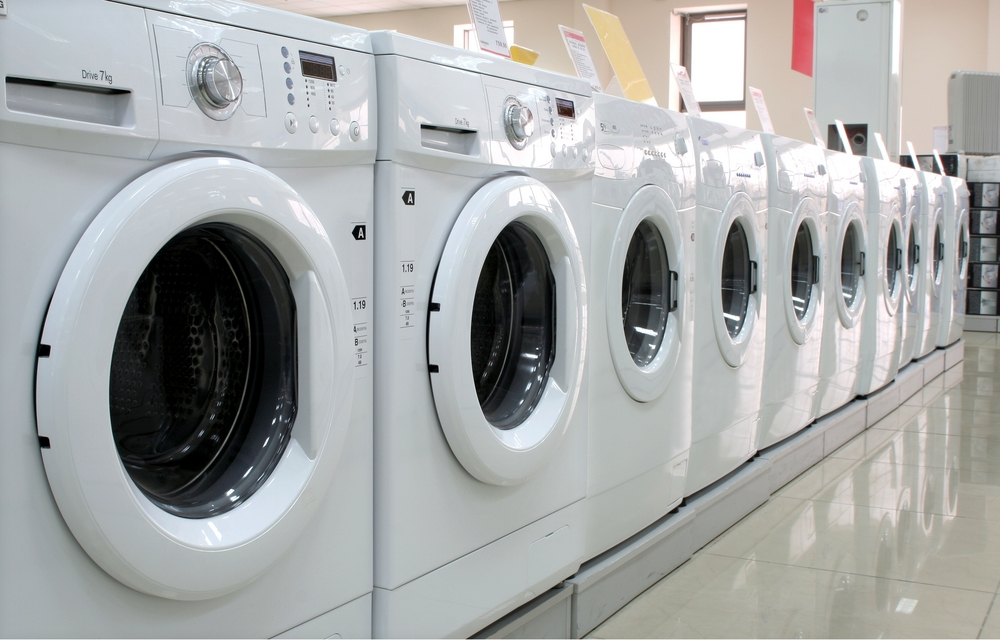 Smart Card Operated Washers Dryers