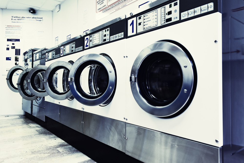 Coin Laundry Equipment Leasing Options