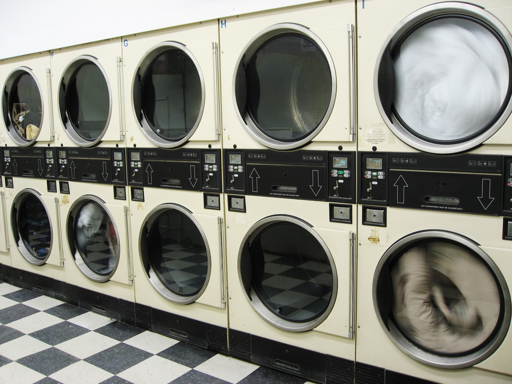 Smart Card And Coin Operated Washers Amp Dryers
