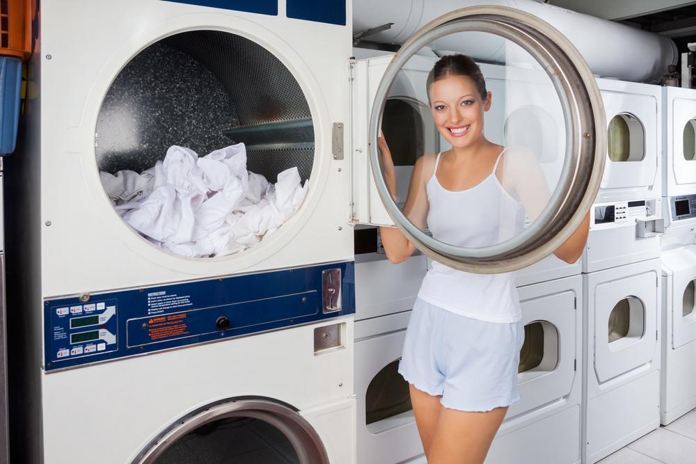 laundromat machine for sale