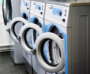 Laundry Equipment Card Systems