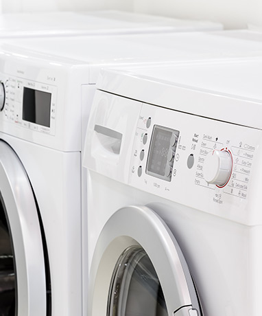 Commercial Laundry Equipment for Mobile Home Parks in South