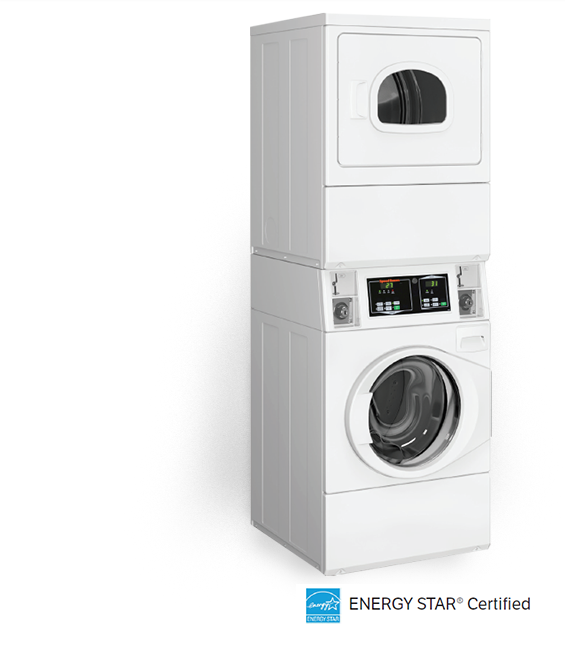 Coin Operated Washer Dryer Combo Commercial Washer and Dryer