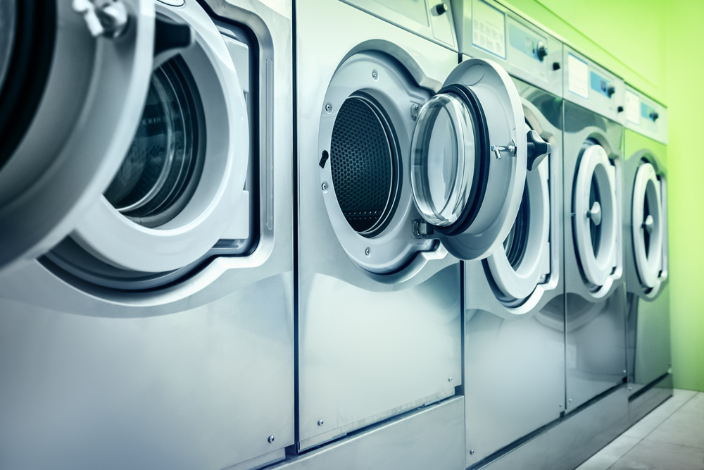 Lease Commercial Laundry Equipment