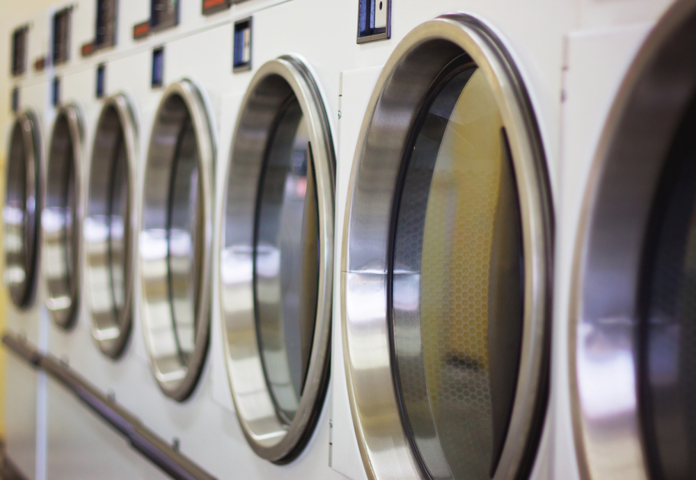 Used Commercial Laundry Equipment