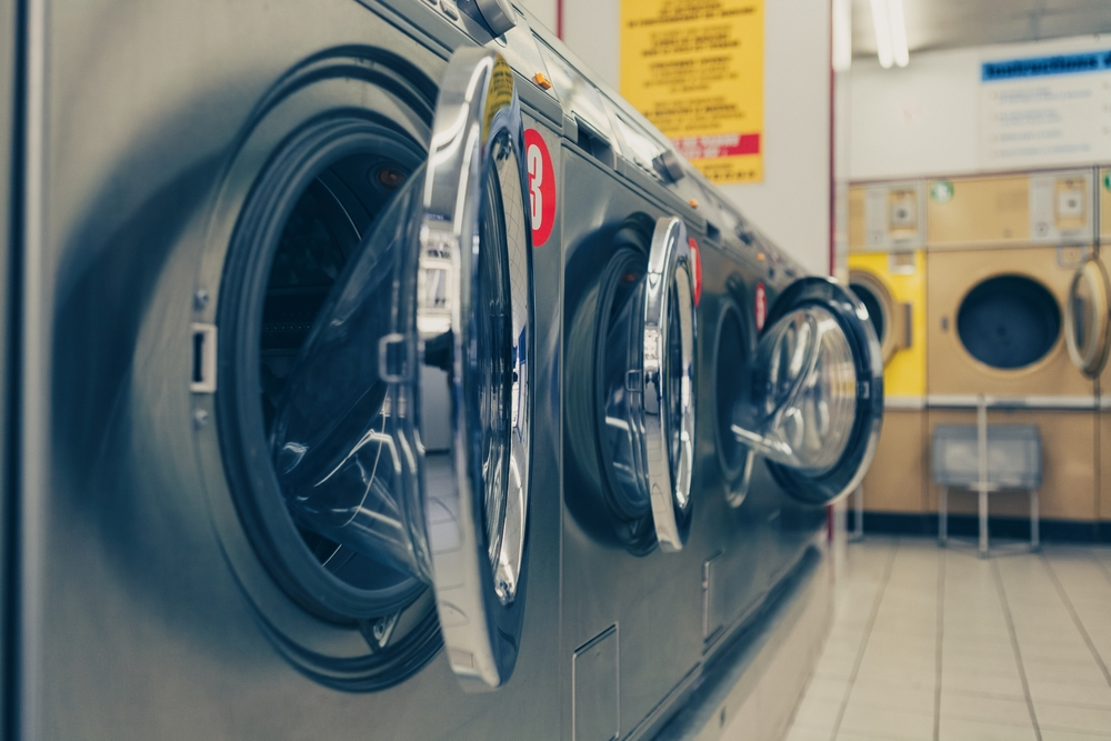 Commercial Laundry Card Systems | Card Operated Laundry