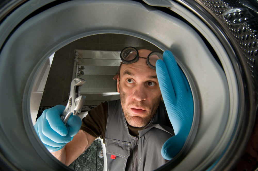 Commercial Washing Machine Repair Service