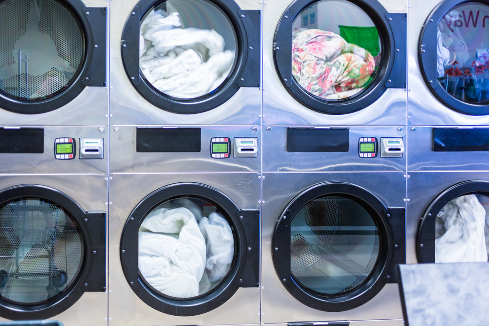 card operated washing machines in South Florida