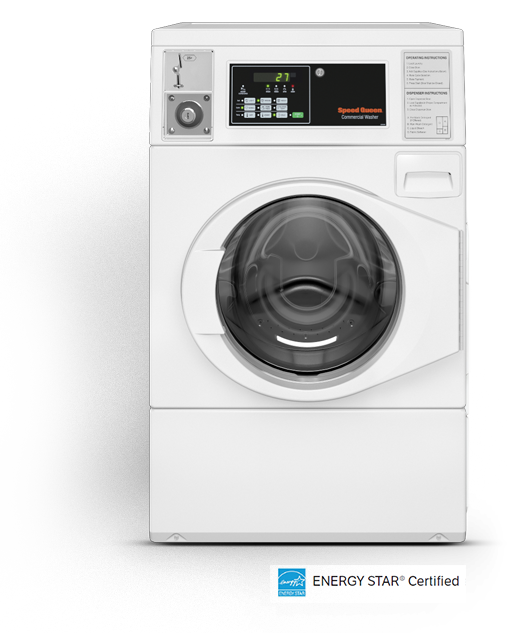 New & Used Commercial Laundry Equipment