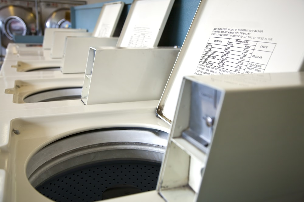 Miami Coin Laundry Machines for Sale and Lease | Commercial
