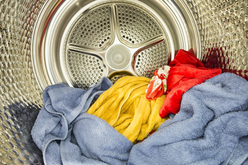 commercial washers and dryers