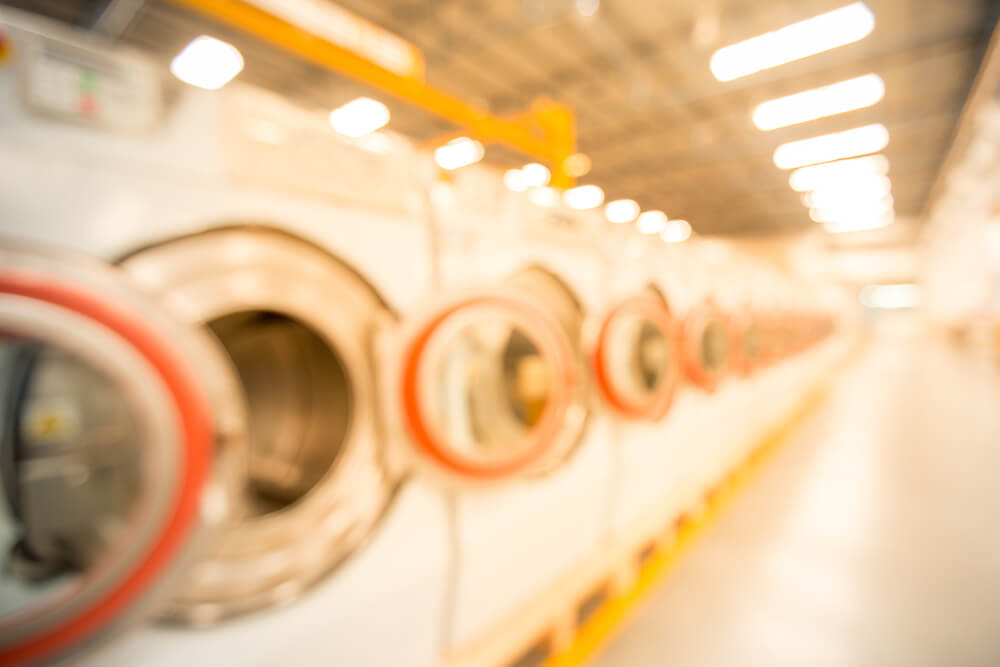 Commercial Laundry Equipment in Doral