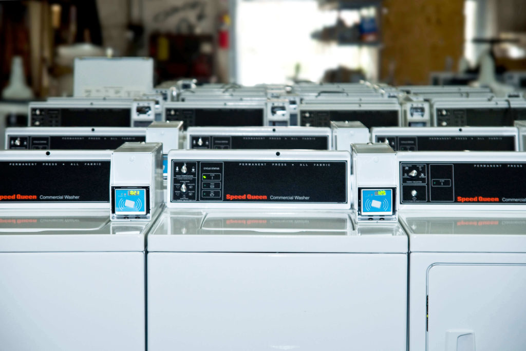 Card Operated Commercial Washing Machines | Quick Quote ...