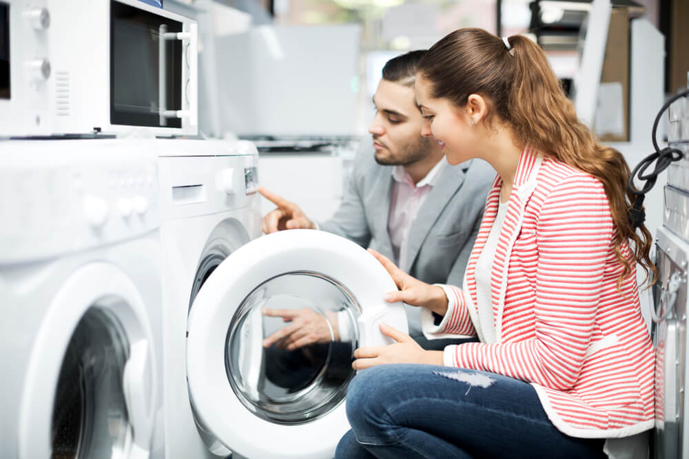 commercial washing machine brands