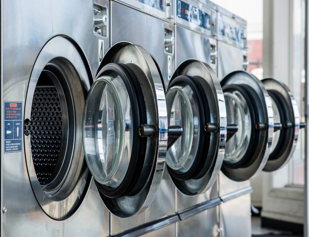 commercial washing machines for sale
