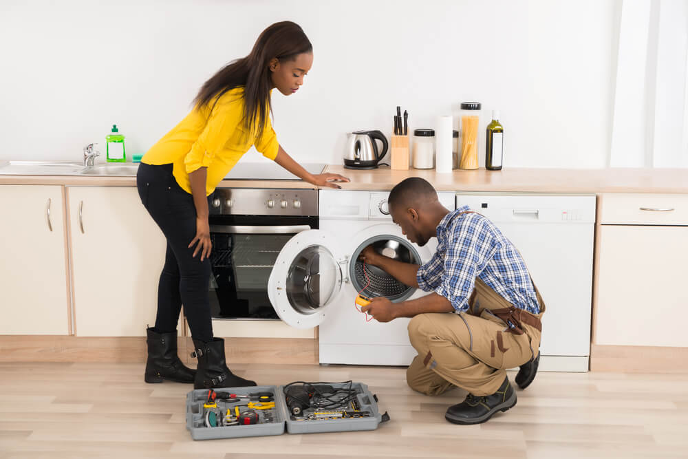 Washing Machine Installation Service