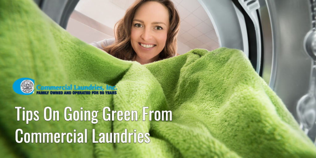 Tips on going green from Commercial Laundries _ CommercialLaundries.com