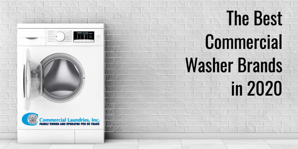The Best Commercial Washer Brands for 2020 | CommercialLaundries.com