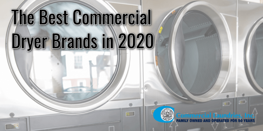 The best commercial dryer brands in 2020 | CommercialLaundries.com