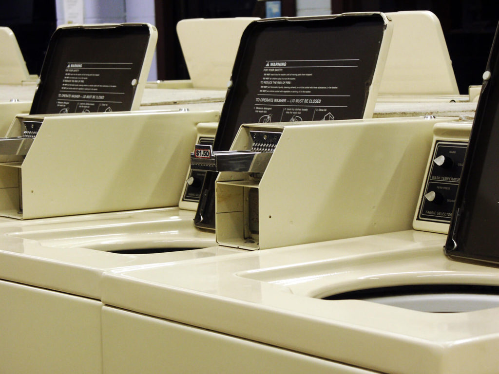 How to Sell Used Commercial Laundry Equipment