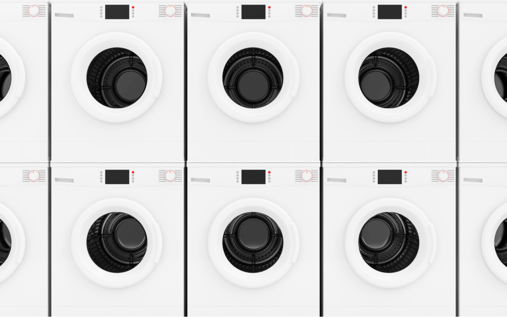 Stackable-Commercial-Laundry-Machines