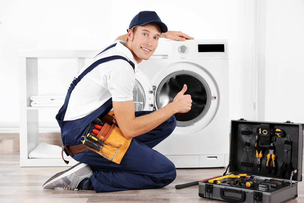 card operated washing machine repairs