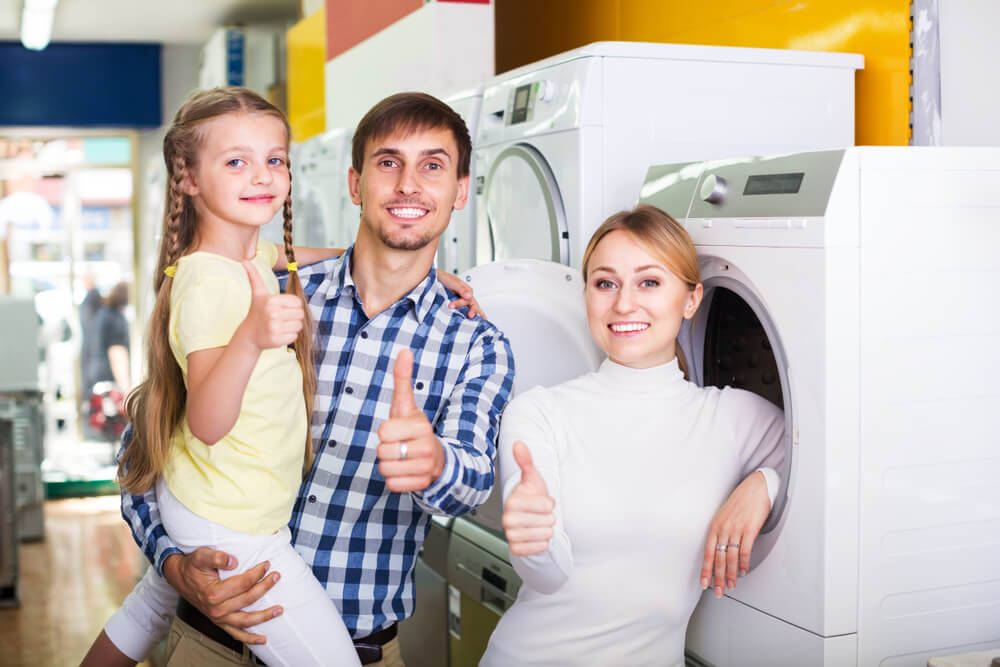 lease commercial laundry machines