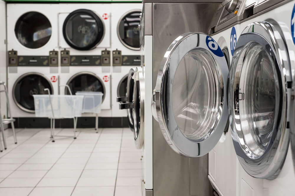 used commercial laundry equipment for sale
