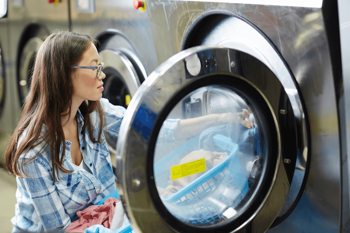 Why Use Card Operated Laundry Machines
