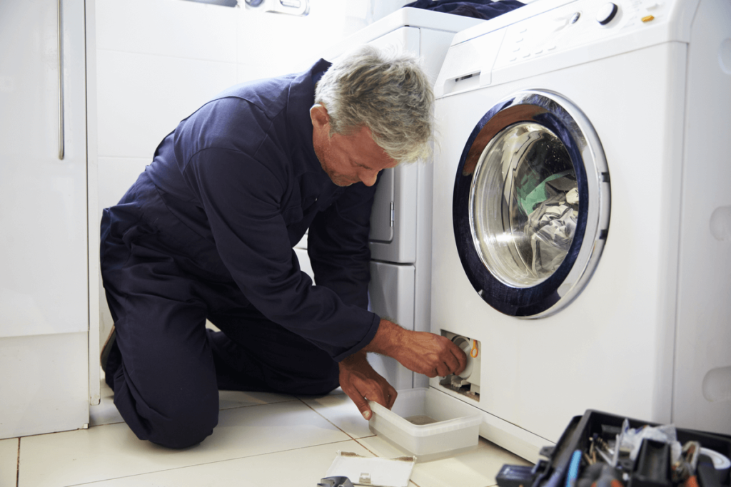 Get Reliable Quick Repairs for Commercial Washers and Dryers